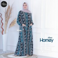 SIMIFASHION homedress (gamis casual) gamis jalan jalan premium BUSUI