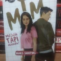 Buku MTM Musuh Tapi Menikah?