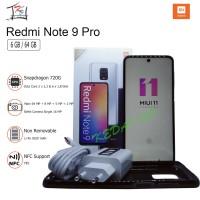 XIAOMI REDMI NOTE 9 PRO 6/64 RAM 6GB ROM 64GB