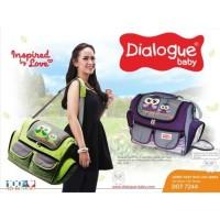 Tas Perlengkapan Bayi Dialogue Baby Uk. Jumbo Owl Series DGT 7244