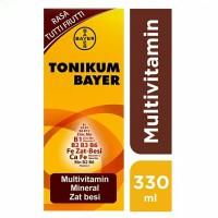 Tonikum Bayer Multivitamin Rasa Tutti Frutti - 330 ml