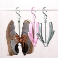Gantungan Sepatu - Gantungan Jemuran Sendal - Jemuran Sepatu