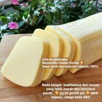 Keju molor Mozzarella Cheese Floridia 100 gr Anchor Perfetto