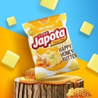 Japota Potato Chips Honey Butter - Keripik Kentang