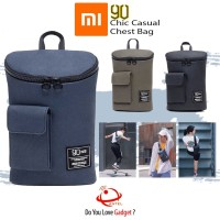 Xiaomi Sling Bag Leisure Chest Pack Men Women Small Size