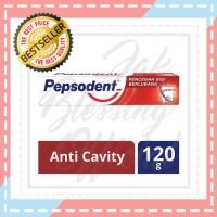 Pasta Gigi Pepsodent 120g   Pepsodent Anti Gigi Berlubang