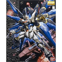 gundam MG Strike Freedom Bandai Model