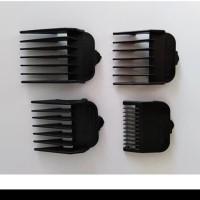 alat cukur rambut (sepatu cliper whall isi 4)