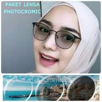 Kacamata Radiasi +Lensa Photocromic | Kacamata Unisex