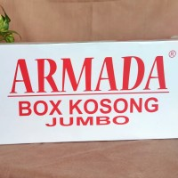 Box Filter Kosong Jumbo Armada