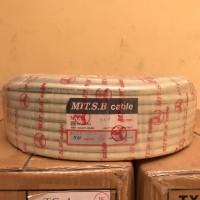 Kabel Potongan NYM Mitsuba 3x4mm 3 X 4mm METERAN
