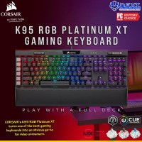 Corsair K95 RGB Platinum XT Mechanical Gaming Keyboard