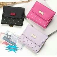 Wallet Card Spread Love Dompet mini wanita Murah Dompet Cewe simple