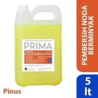 PRIMA Light Duty Degreaser Mild (pembersih lantai berminyak) 5L