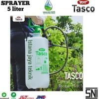 terlaris Alat Semprot Tanaman Dan Hama Sprayer Tasco 5 Liter