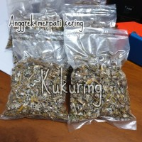 Herbal Anggrek Merpati Kering Pack 50Gr