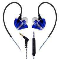 Subwoofer Bass Sports In-ear Earphone Wire Control