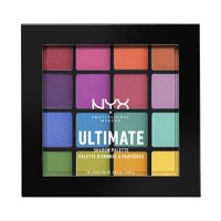 NYX PROFESSIONAL MAKEUP Ultimate Shadow Palette, Eyeshadow Palette, Br