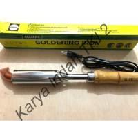 Solder Listrik 500 Watt SELLERY 500W Soldering Iron Besar Gagang Kayu
