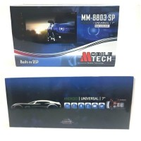 Head Unit double din android Mtech MM 8803SP HRS Android full glass