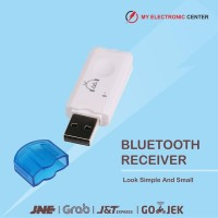 Car Wireless USB Bluetooth Adapter Music Call Audio Receiver Mobil
