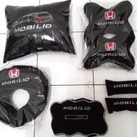 Honda Mobilio bantal mobil custom part 4