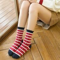 XIJING Kaos Kaki Motif Natal/Santa Claus untuk Hadiah Anak