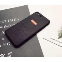 Case / Casing Supreme Softcase Kulit Iphone 6 Plus Black