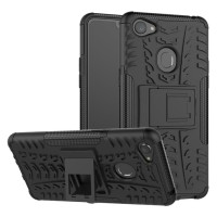 Oppo Neo 9 A37 Case Heavy Military Armor Stand Cover Hard Soft Casing