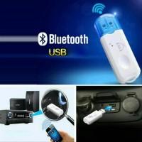 Usb Bluetooth Receiver Adapter Music Tanpa Aux Call Audio Receiver P