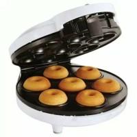 Donut Maker Oxone 830 7 Lubang Cetakan Donat Elektrik 500W perka