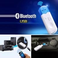 USB Bluetooth Receiver Audio Musik Call Audio Receiver Yg Tanpa Kabe