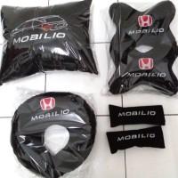 Honda Mobilio bantal mobil custom part 5