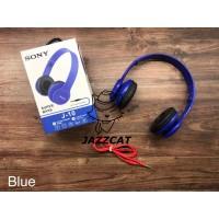 Headphone SONY J10 Headphone Bando Kabel Aux 3.5mm SUPER BASS
