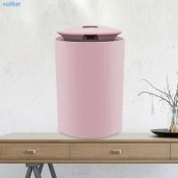 Air Humidifier Atomizer Tenaga Usb Dengan Lampu Malam 3 Warna