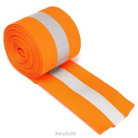 Tape Strip Reflektif Untuk Peringatan Keamanan