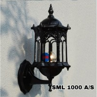 Lampu dinding outdoor (1000 A/S)