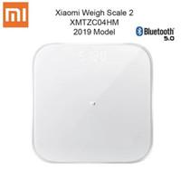 timbangan berat Badan Xiaomi Mi scale 2 led display XMTZC04HM
