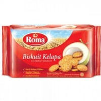 Roma coconut biskuit 300 gr