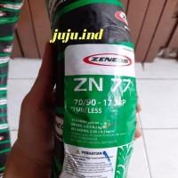 Ban Luar ZENEOS ZN 77 TUBELESS ukuran 70.90- 17