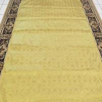 Kain Songket Palembang Meter Gold A