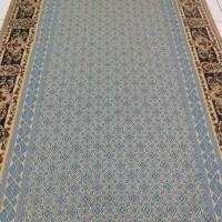 Kain Songket Palembang Meter Biru Salem A