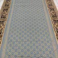 Kain Songket Palembang Meter Biru Salem B