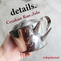 Cetakan Kue Jala (Corong/Kue Sarang/Pucarit)