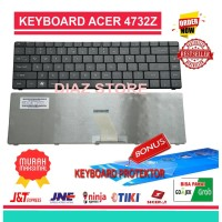 Keyboard Laptop Acer Aspire 4732 4732Z Series Emachines D725 D525