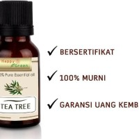 Ready Happy Green Tea Tree Essential Oil (30 ml) - Melaleuca
