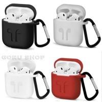 Ready Airpods case airpod pouch premium quality gratis tali strap dan