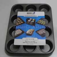 Ready Stock Loyang Muffin 12 Cup Promo