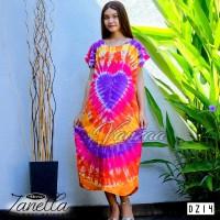 Daster Mega | Dress Vega Payung | Baju Midi Tidur | polos bali XXL 04