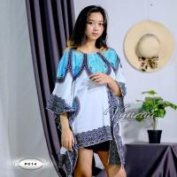 Dress Daster panjang jumbo xxl maxi ori vanzaa Bali 06